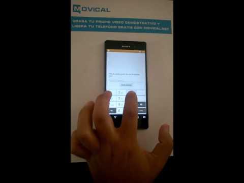 Desbloquear sony xperia z3 liberar d6603 d6606 en - Movical net liberar ...