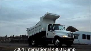 2004 International 4300 Dump Truck For Sale