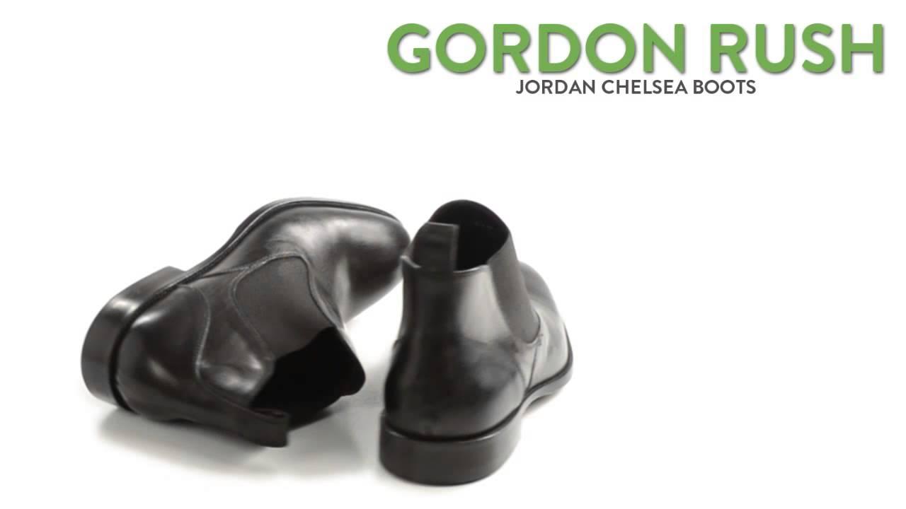 9f92646bd272a3 Gordon Rush Jordan Chelsea Boots (For Men) - YouTube