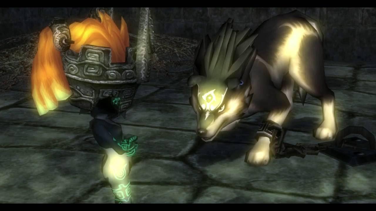 The Legend of Zelda: Twilight Princess HD, Mario Kart 8