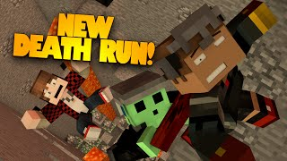 NEW Minecraft 1.8 Death Run | I HATE PITS | Bajan Canadian, Nooch, Pete (Minecraft 1.8 Death Run)