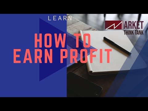 How To Earn Profit?