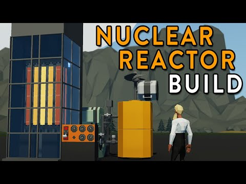 Building a Nuclear Powered Engine!!!! - Stormworks