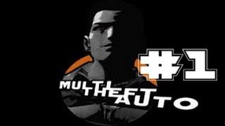 GTA San Andreas - Multiplayer - Bölüm 1