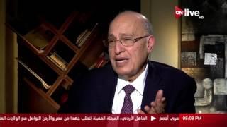 فيديو.. نبيل شعث: حلم الدولة الفلسطينية قائم على تحرير كامل الأراضي المحتلة