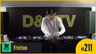 D&BTV Live #211 Shogun Audio Takeover - Friction