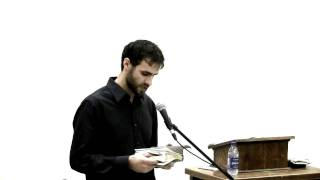 """Epic Drama, Nazi Resurrection, Irritating Gentiles, Vindication Of Paul"" - Haazinu and Acts 24-26"