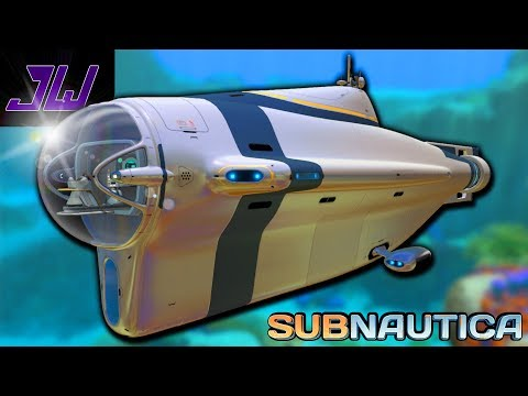 WE HAVE A SUBMARINE! The CYCLOPS is MINE! | Subnautica Full Release Playthough | Episode 8