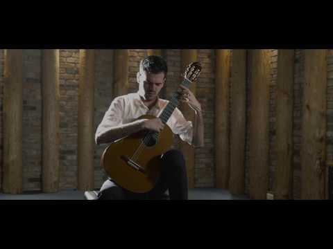 Benjamin Causevic plays Prelude from Quatre Pièces Brèves by F. Martin HD
