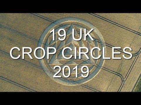 19 UK Crop Circles of 2019 Compilation Mp3