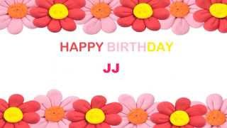 JJEnglish pronunciation   Birthday Postcards & Postales109 - Happy Birthday