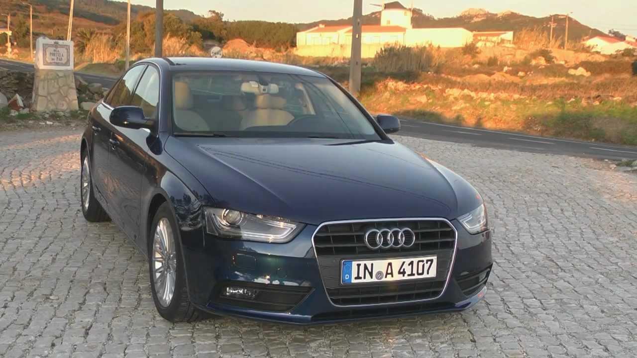 Audi A4 Facelift Deutsch Youtube