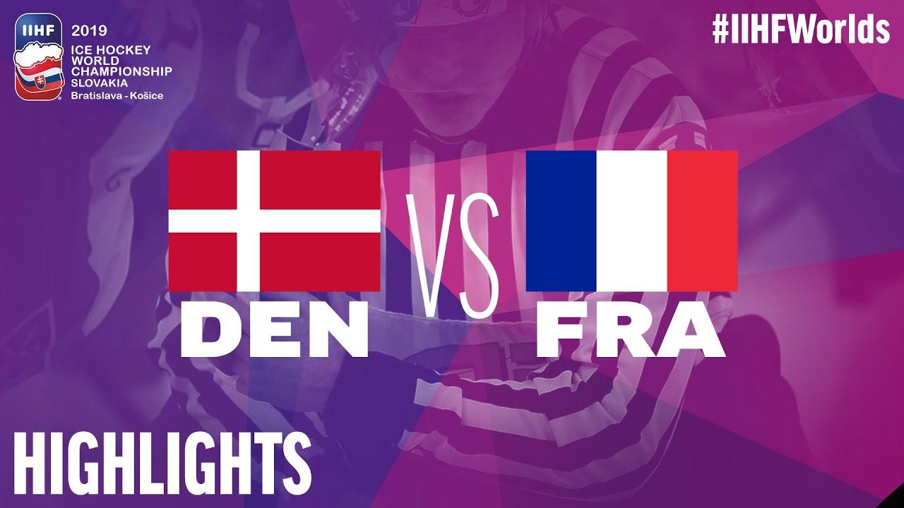 f4e320b0123df ONLINE: Dánsko - Francúzsko (MS v hokeji 2019, LIVE) - Šport SME