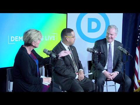 Democrats LIVE: Jennifer Granholm and Chris Van Hollen with Keith Ellison