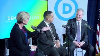 Democrats LIVE: Jennifer Granholm and Chris Van Hollen with Keith Ellison