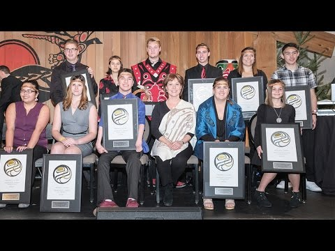 2015 Premier's Awards Commemorative Video: Aboriginal Youth Excellence in Sport