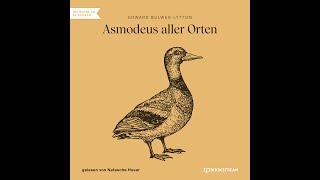 Asmodeus aller Orten – Edward Bulwer Lytton (Komplettes Hörbuch)