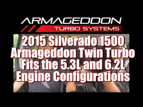 2015 Silverado 1500 - Silverado Twin Turbo: Service Appointment - Blows These Mechanics Away!