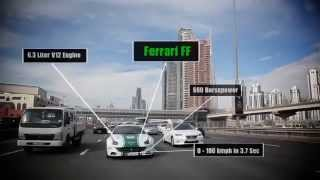 StepInDubai - Super Luxury Dubai Police - Only in Dubai -