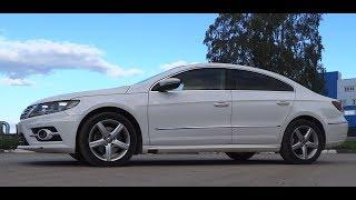 Комфорт-купе от Volkswagen. Стоит ли? Passat CC