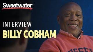 Billy Cobham Interview