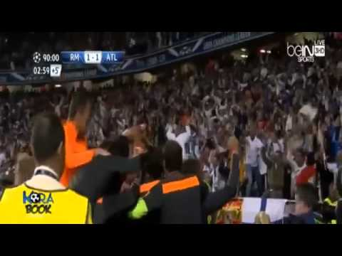 Real Madrid vs Atletico Madrid 4 1 2014 All Goals & Highlights Champions League Final 24 05 2014