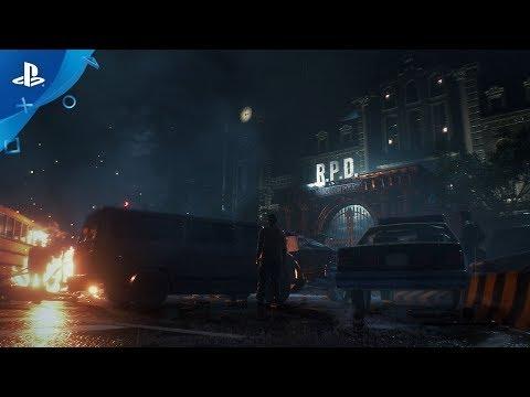 Resident Evil 2 – E3 2018 Playstation Showcase Trailer | PS4