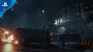 Resident Evil 2 - E3 2018 Playstation Showcase Trailer | PS4