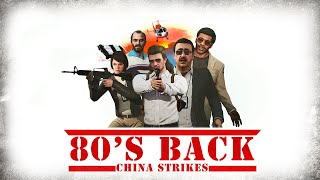 Eighties Back - China Strikes | A-Team parody