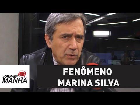 O interessante fenômeno Marina Silva   Marco Antonio Villa