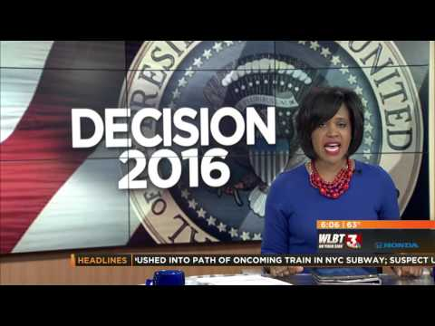 Election Day 2016  6am newscast