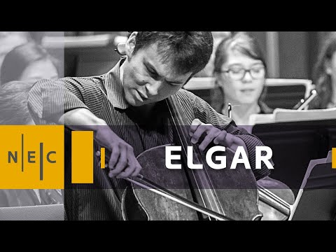 Elgar: Concerto for Cello in E minor, Op. 85