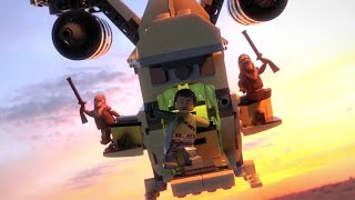 Rebel Raw Deal - LEGO Star Wars - 2015 Mini Movie Ep 10