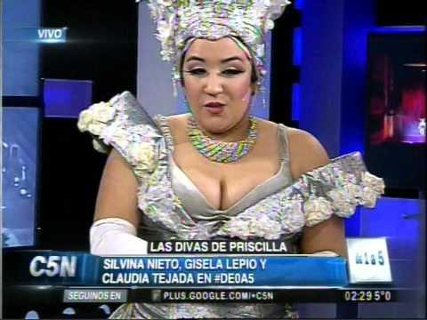 C5N - DE 0 A 5: LAS DIVAS DE PRISCILLA