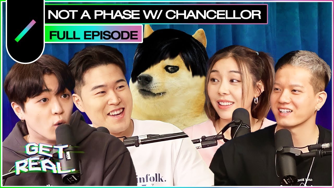 Download It's Not a Phase, Mom!! with Chancellor (JUNNY's Last Episode) | Get Real S2 Ep. #12