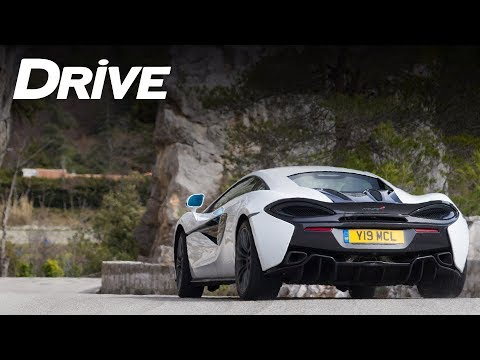 Test drive: McLaren 570S @ Rally Monte Carlo [English subtitles]