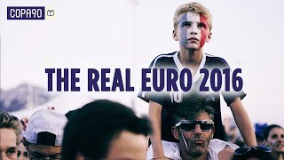Looking back at the REAL Euro 2016