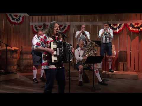 """Weird Al"" Yankovic - The North Korea Polka"