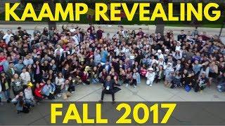 KAAMP Revealing Fall 2017