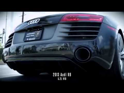 Raungan Suara Mesin Mobil-Mobil Sport