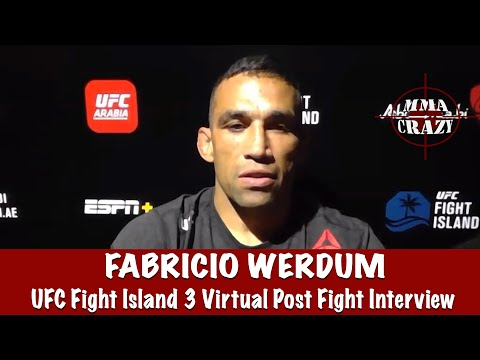 UFC Fight Island 3: Post-fight Press Conference from YouTube · Duration:  52 minutes 48 seconds