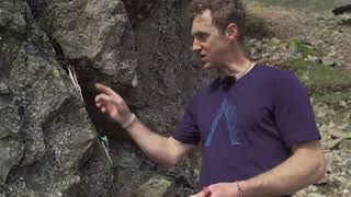 Arc'teryx Beginner Trad Tips - Building confidence in gear