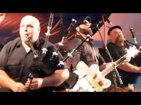 The Mudmen live at the  Celtic Classic on 9.26.2015