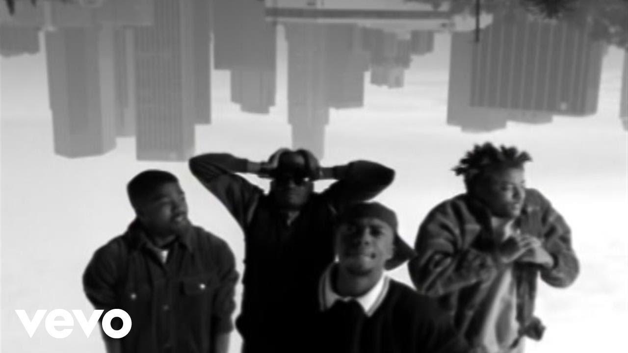 the-pharcyde-passin-me-by-official-music-video-pharcydevevo
