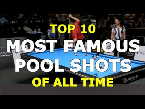 Download TOP 10 MOST FAMOUS POOL SHOTS OF ALL TIME … And How to Shoot Them