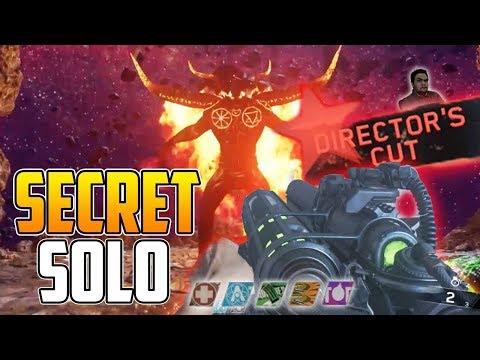 SUPER SECRET SOLO! FINAL BOSS FIGHT! DIRECTOR