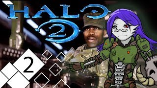 Halo 2: Anniversary Co-op with Yuyukirby | Part 2