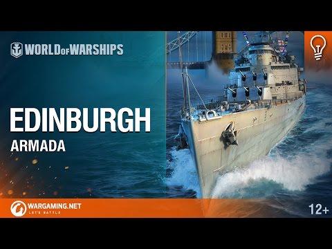 Armada - Edinburgh