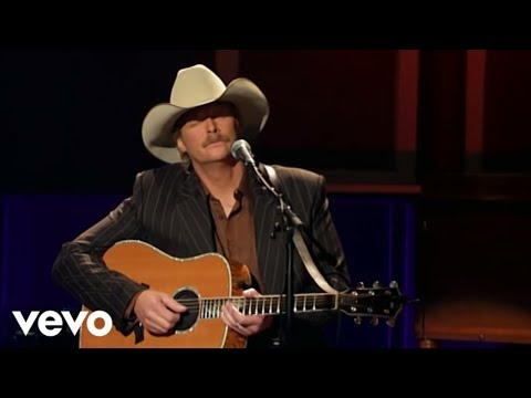 Alan Jackson  How Great Thou Art Live