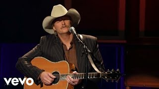 Alan Jackson - How Great Thou Art (Official Live)